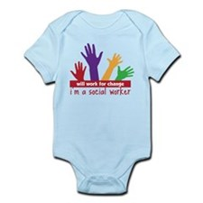 Work For Change Infant Bodysuit