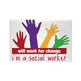 Social worker Single