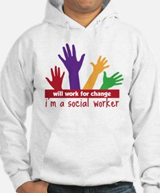 Work For Change Hoodie