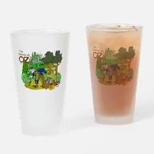 Zombies of OZ Drinking Glass
