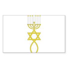 Messianic Seal Decal
