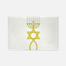 Messianic Seal Rectangle Magnet