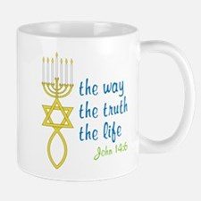 John 14:6 Small Small Mug