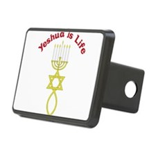 Yeshua Is Life Hitch Cover