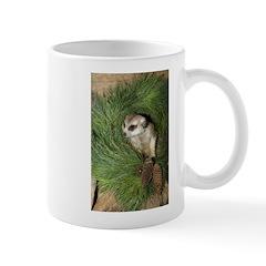 Meerkat In Wreath Mug