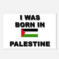 I Was Born In Palestine Postcards (Package of 8)