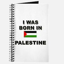 I Was Born In Palestine Journal