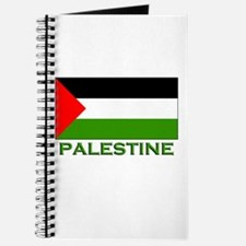 Palestine Flag Stuff Journal