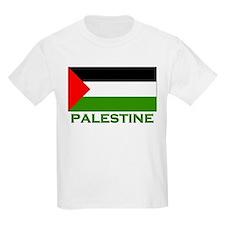 Palestine Flag Stuff Kids T-Shirt