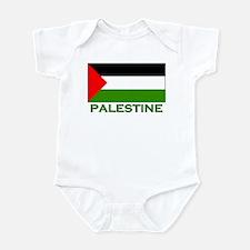 Palestine Flag Stuff Infant Bodysuit