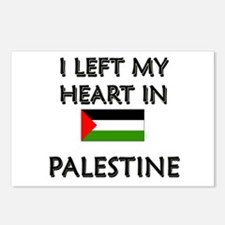 I Left My Heart In Palestine Postcards (Package of