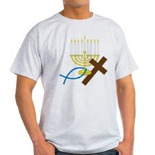 Jewish And Christian T-Shirt