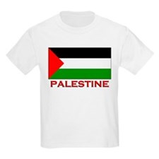 Palestine Flag Gear Kids T-Shirt
