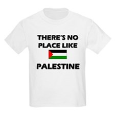 There Is No Place Like Palestine Kids T-Shirt