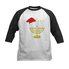 Hanukkah And Christmas Tee