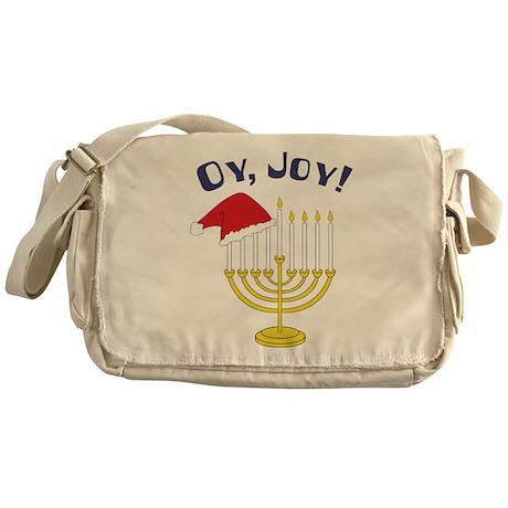 Oy, Joy! Messenger Bag