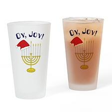 Oy, Joy! Drinking Glass