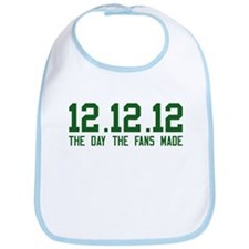 All Green Bib