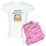 PARDON MY MORNING FACE Women's Light Pajamas