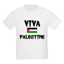 Viva Palestine Kids T-Shirt