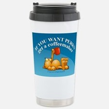 IF YOU WANT PERKY... Travel Mug