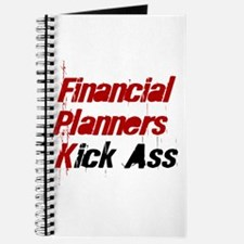 Financial Planners Kick Ass Journal