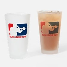Major League Kafir Drinking Glass