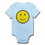 Happy Face Smiley Infant Bodysuit