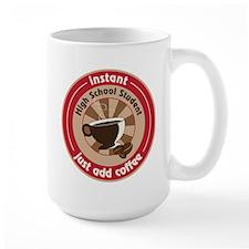 Just add Coffee Mug