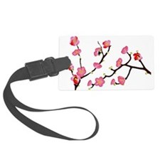 flowering quince Luggage Tag