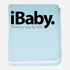 iBaby. There's A Nap For That baby blanket