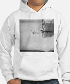 1901 Wright Glider Flying Shop Hoodie