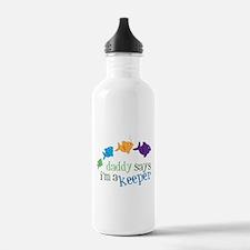 Im A Keeper Water Bottle