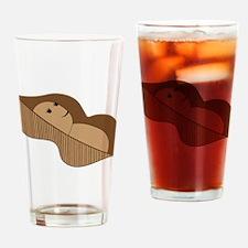 Lil' Peanut Drinking Glass