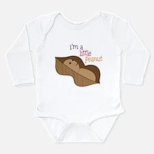 Little Peanut Long Sleeve Infant Bodysuit