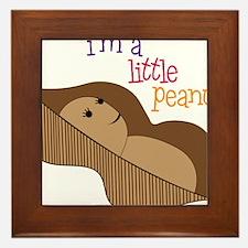 Little Peanut Framed Tile