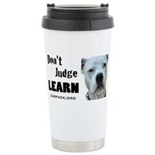 Unique Bully pitbulls Travel Mug