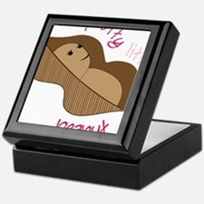 Pretty Little Peanut Keepsake Box