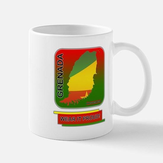 Grenada Wear It Proud Mug