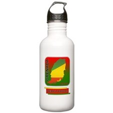 Grenada Wear It Proud Water Bottle