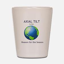Reason for the Season Shot Glass