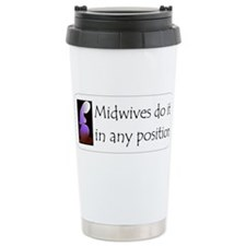 Cute Midwives Travel Mug