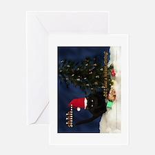 CatXmas_GreetingCardOut Greeting Cards