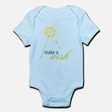 Make A Wish Infant Bodysuit