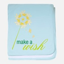Make A Wish baby blanket