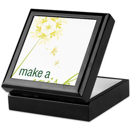 Make A Wish Keepsake Box