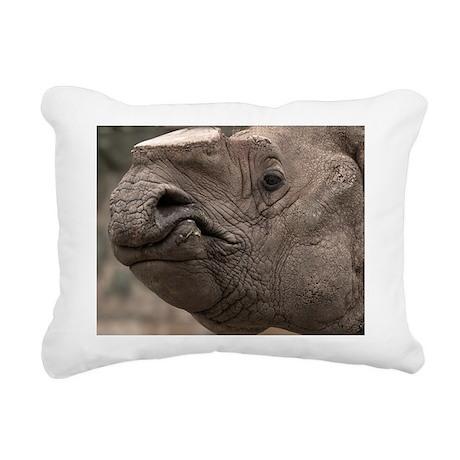 Rhino 8856 Rectangular Canvas Pillow