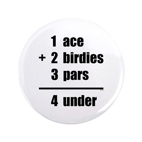 "Scorecard 3.5"" Button (100 pack)"