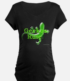 Geckos Rule T-Shirt