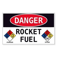 Rocket Fuel Decal